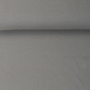 ORGANIC RIB 1X1 FROST GRAY