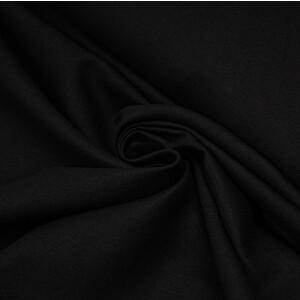LINEN COTTON BLACK