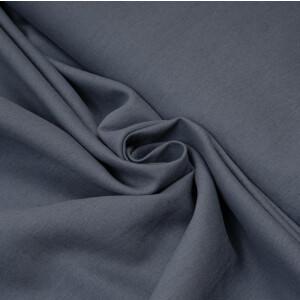LINEN COTTON ASH BLUE