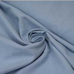 LINEN COTTON POLAR BLUE