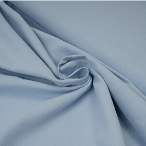 LINEN COTTON MIDDAY BLUE