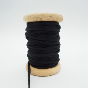 ELASTIC SUPER SOFT SMALL BLACK 5m