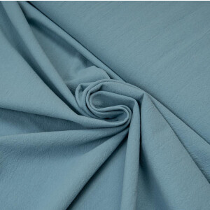 RUSTIC COTTON SOLID BLUE