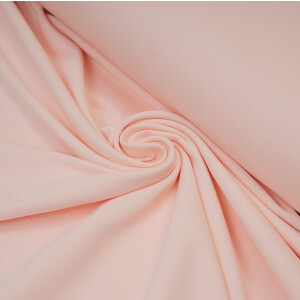 ORGANIC FRENCH TERRY BASIC PALE ROSE