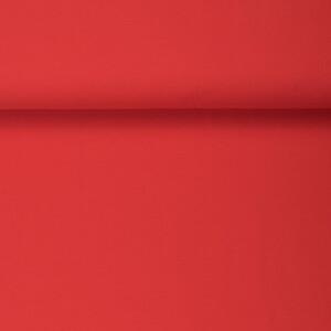 ORGANIC FRENCH TERRY BASIC POPPY RED