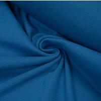 ORGANIC RIB 1X1 COBALT BLUE