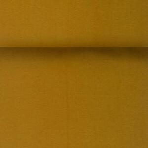 ORGANIC RIB 1X1 OLIVE GOLD