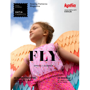 KATIA FLY S/S 21 SEWING PATTERNS MAGAZINE DE/IT