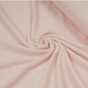 KNIT BRUSHED RECYCLED CHALK PINK