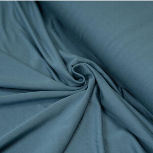 BAMBOO FRENCH TERRY OLD BLUE