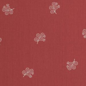 CREPE BAMBULA FLOWERS CRANBERRY