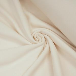 ORGANIC SWEAT BRUSHED CREAMY WHITE