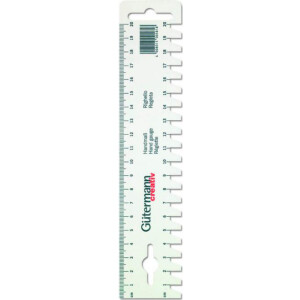 HAND MEASURING AID 20 cm