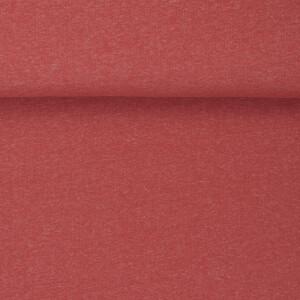 SWEAT BRUSHED MELANGE RED