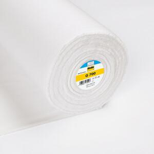 VLIESELINE WOVEN INTERLINING G700 weiß