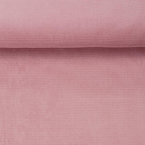 JERSEY CORDUROY OLD PINK
