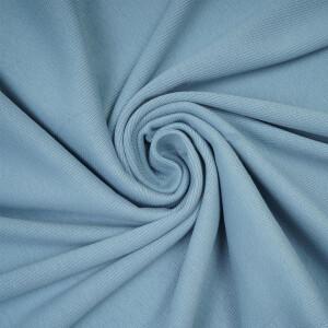 ORGANIC 2X2 RIBBING FADED BLUE