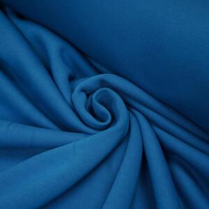 ORGANIC SWEAT BRUSHED INTENSE BLUE
