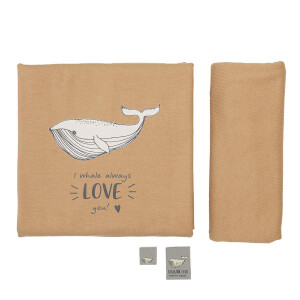 PANEL BUNDLE JERSEY WHALE TOFFEE
