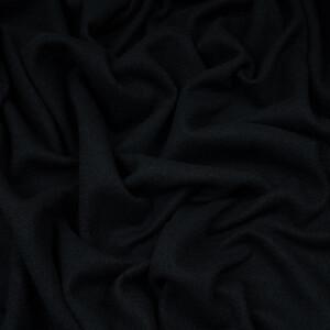 ORGANIC MERINO WOOL BLACK