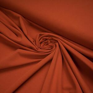 ORGANIC JERSEY BASIC MARS RED