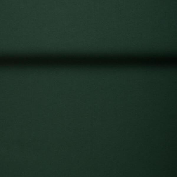 ORGANIC JERSEY BASIC HUNTER GREEN