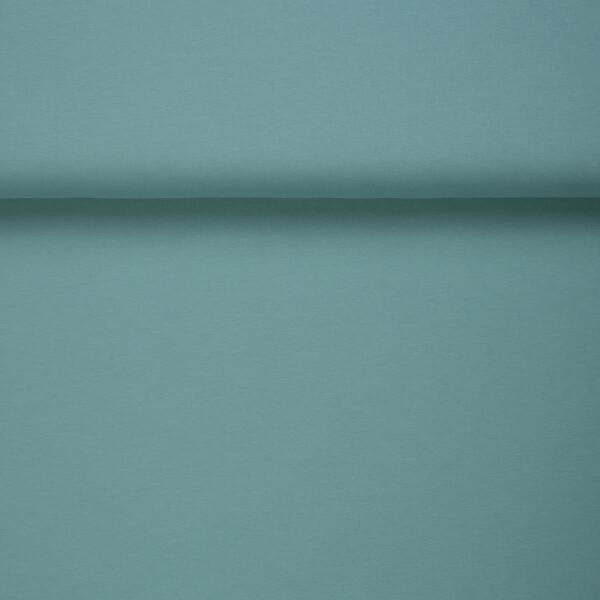 ORGANIC JERSEY BASIC STORM BLUE