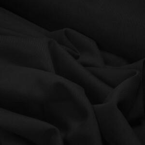 TENCEL STRETCH TWILL BLACK