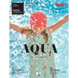 KATIA AQUA S/S 20 SEWING PATTERNS MAGAZINE DE/IT