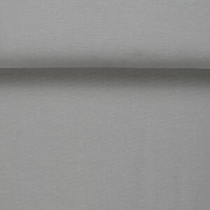 ORGANIC RIB 1X1 TIN GRAY