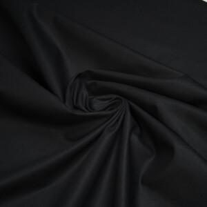 ORGANIC POPLIN BLACK