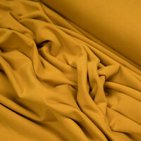 FRENCH TERRY SOLID GOLDEN SPICE