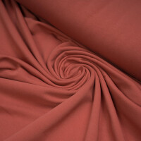 FRENCH TERRY SOLID CANYON ROSE