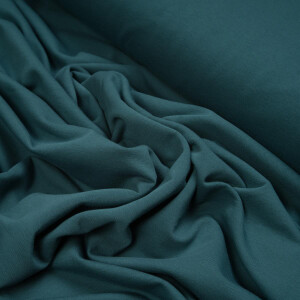FRENCH TERRY SOLID BLUE WING TEAL