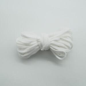 ELASTIC SUPER SOFT SMALL WHITE 5m