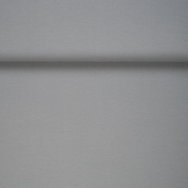 ORGANIC JERSEY BASIC TIN GRAY