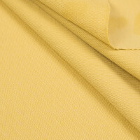 ORGANIC FRENCH TERRY DUSTY YELLOW