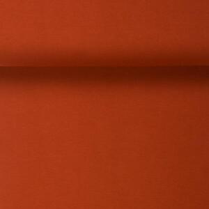 ORGANIC RIB 1X1 MARS RED