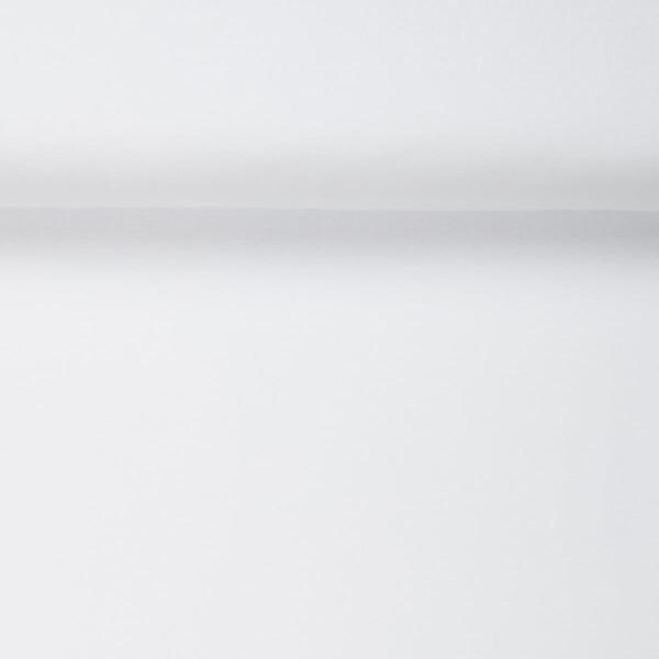 ORGANIC RIB 1X1 OPTICAL WHITE
