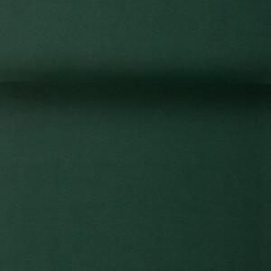 ORGANIC RIB 1X1 HUNTER GREEN