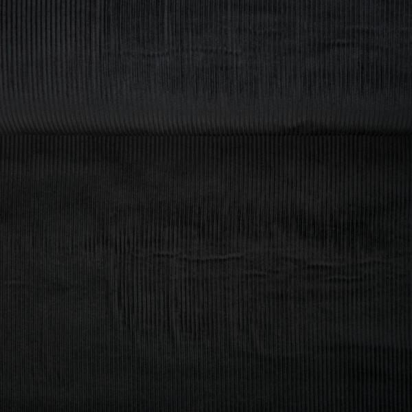 CORD WIDE BLACK