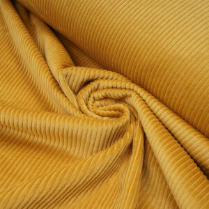 CORD WIDE YELLOW
