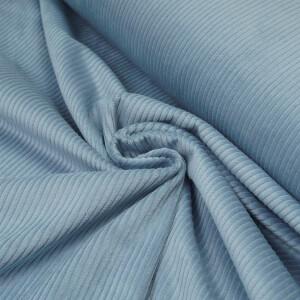 CORD WIDE DUSTY BLUE
