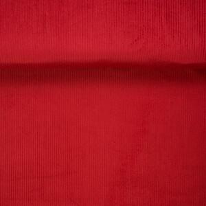 CORD WIDE DARK RED