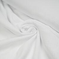 ORGANIC DOUBLE GAUZE BASIC WHITE