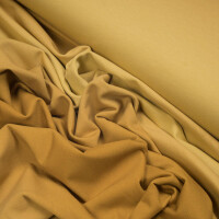 FRENCH TERRY OMBRE OCHRE
