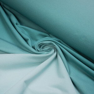 FRENCH TERRY OMBRE AQUA