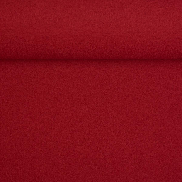 ORGANIC WOOL HIGH QUALITY LIPSTICK RED
