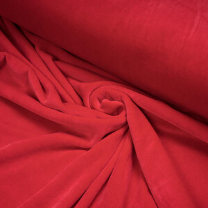 NICKY VELOURS BASIC RED