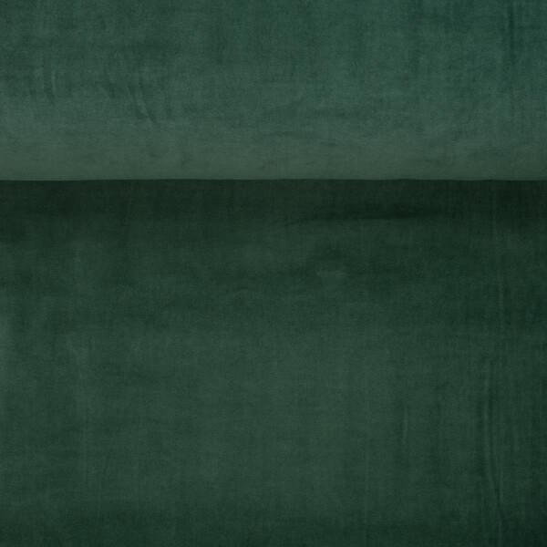 NICKY VELOURS BASIC DARK GREEN